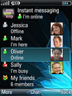 UIQ 3.2: Instant Messaging