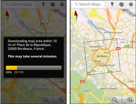 Mit Welcher Geschwindigkeit Rechnet Google Maps
